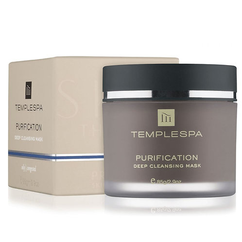 Temple Spa Purification Deep Cleaning Mask