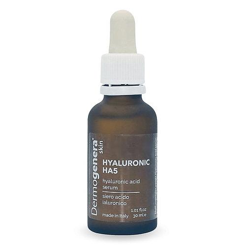 Dermogenera Skin HA5 Hyaluronic Serum
