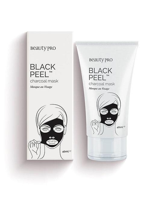 Beauty Pro Black Peel Charcoal Mask