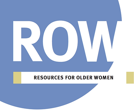 ROW: Resources for Older Women - SK