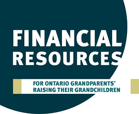 Financial Resources for Ontario Grandparents Raising their Grandchildren