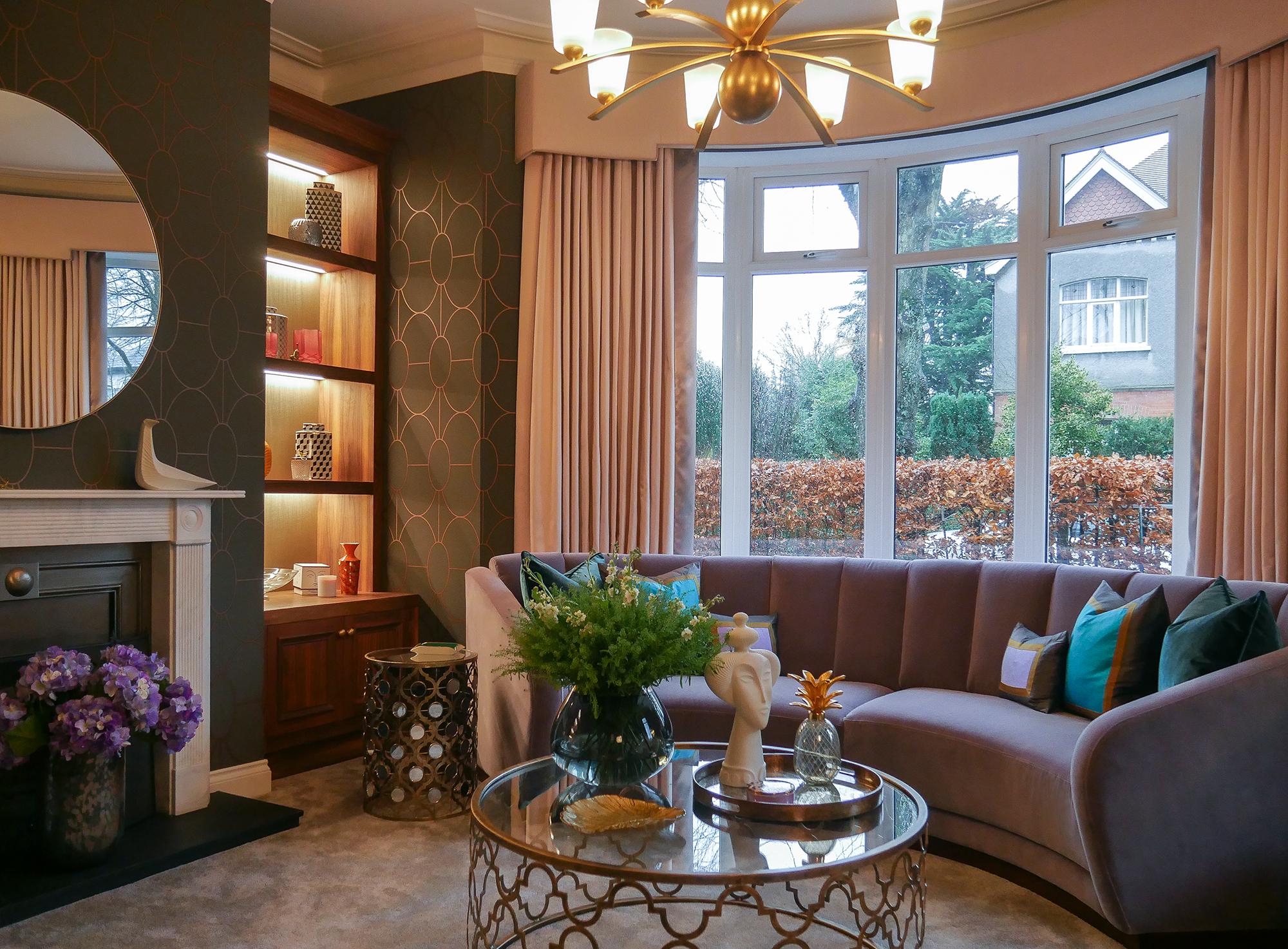 Beautiful formal lounge in Belfast