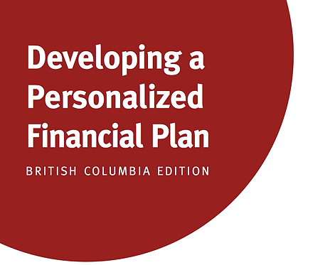 BC - Developing a Personalized Financial Plan