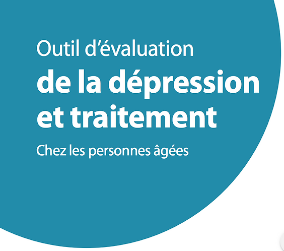 Outil d'evaluation de la depression