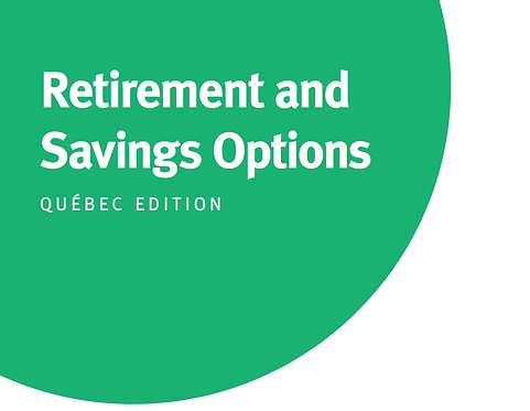 QC - Retirement and Savings Options