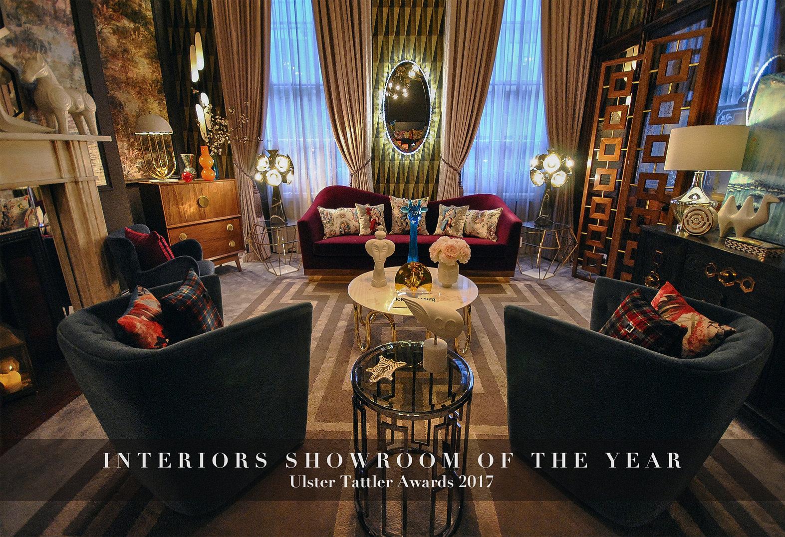 Interior Design Studio Showroom Belfast ATELIER INTERIOR DESIGN