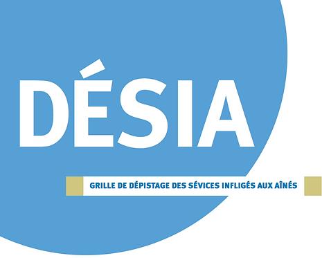 DÉSIA: Grille de Dépistage des Sévices Infligés aux Aînés