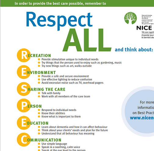 Respect All Poster (English only)