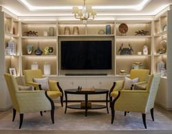 TV Room by Atelier Belfast