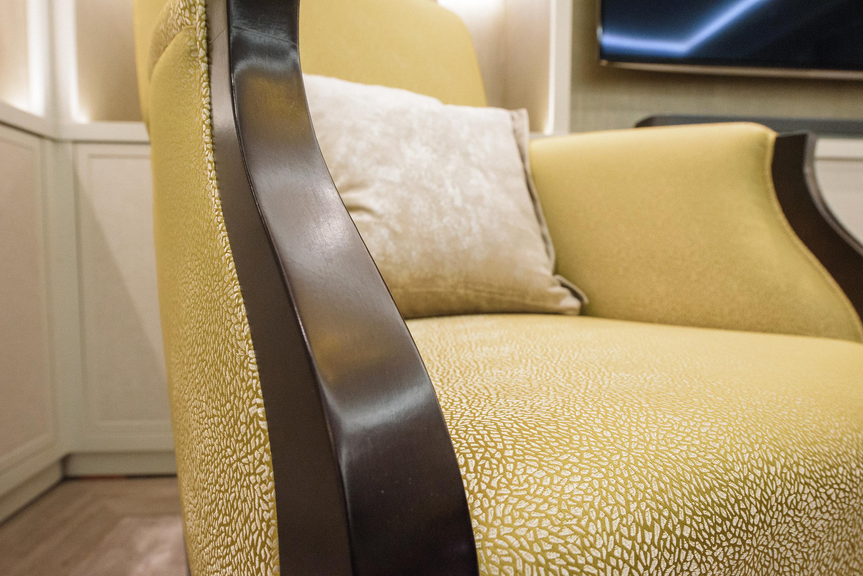 Bespoke furniture detail
