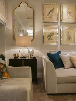 Day Room cozy corner
