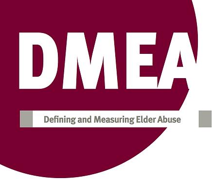 DMEA: Defining and Measuring Elder Abuse