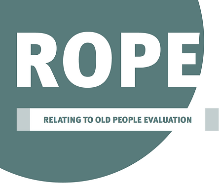 ROPE: Relating to Older People Evaluation