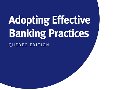 QC - Adopting Effective Banking Practices