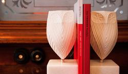 Ceramic|bookends|Belfast|Atelier