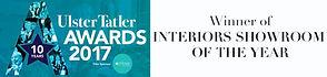 ulster tatler awards winner for best interiors showroom of the year