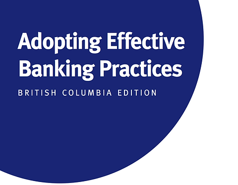 BC - Adopting Effective Banking Practices