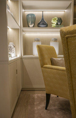 Custom made cabinetry by Atelier