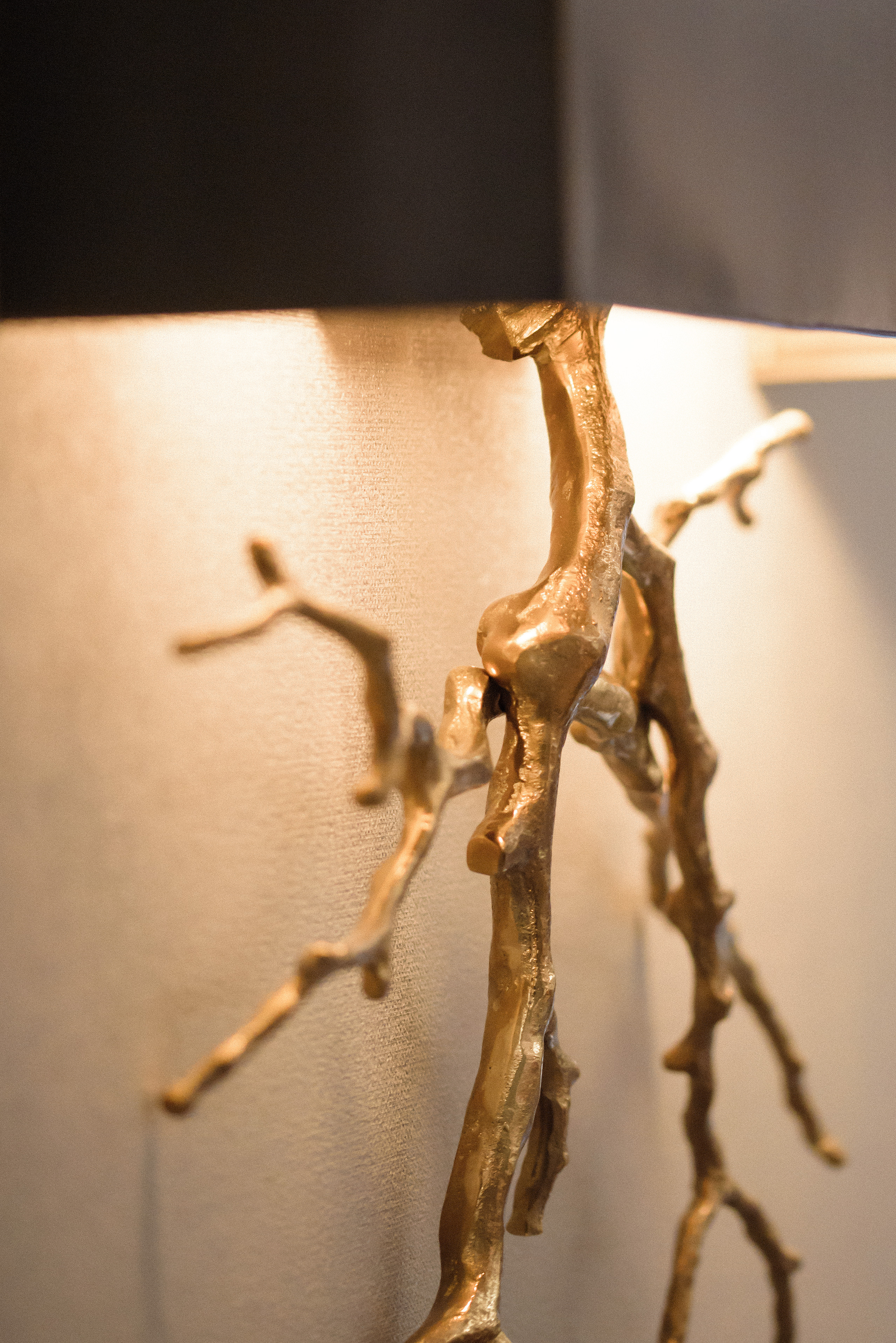 Wall light detail for Interiors
