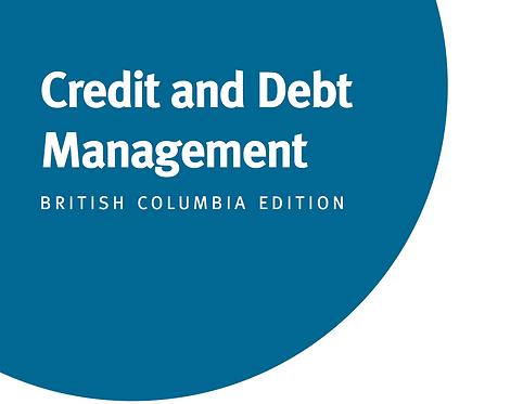 BC - Credit and Debt Management