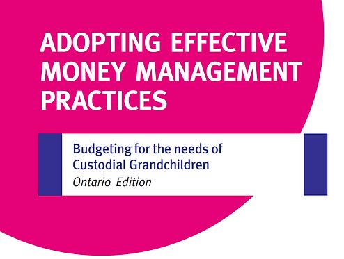 Adopting Effective Money Management Practices