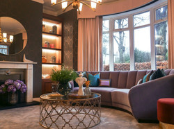 An elegant and contemporary Formal Lounge in South Belfast