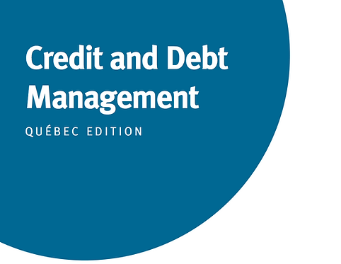 QC - Credit and Debt Management