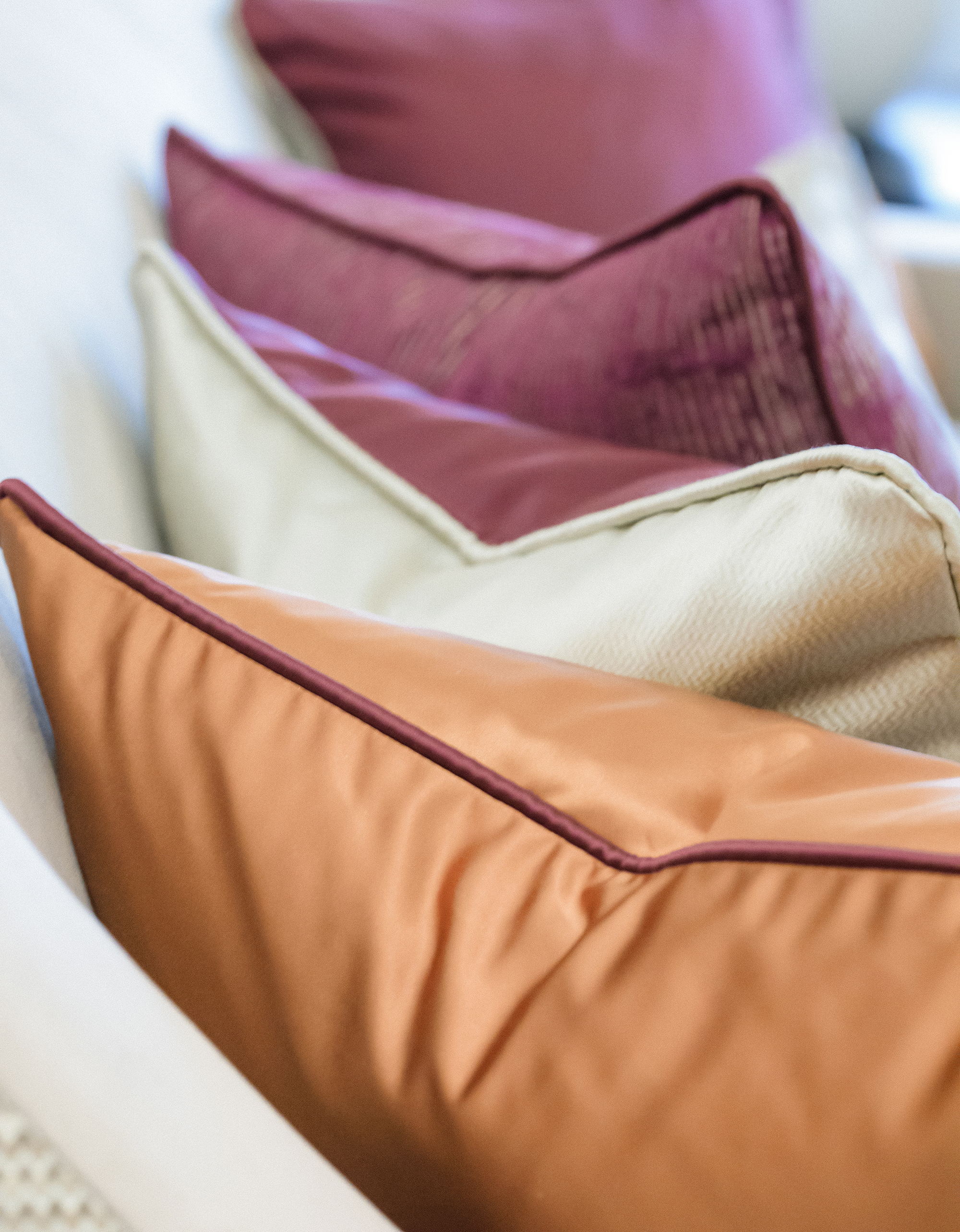 Cushions|Fabrics