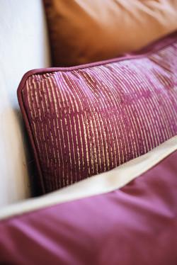 Cushions textures