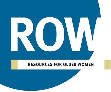 ROW: Resources for Older Women - BC