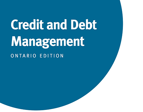 ON - Credit and Debt Management