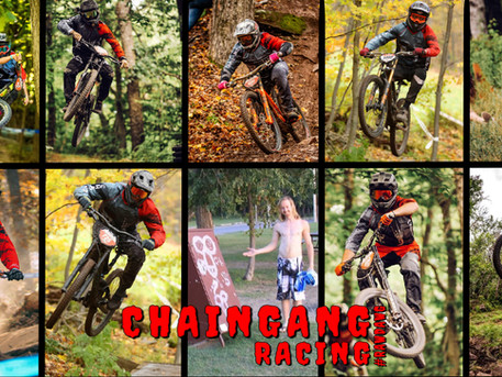 Chaingang Racing is Pumped for the New Year!