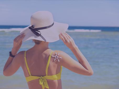 Câncer de pele - cuidados com a estrela do verão