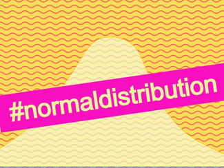 Normal Distribution: the beautiful bell curve