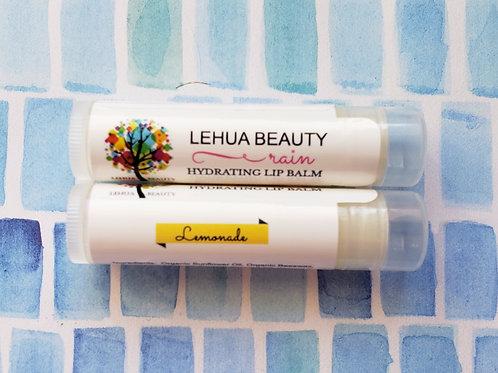 Lehua Beauty Rain Hydrating Lip Balm - Lemonade