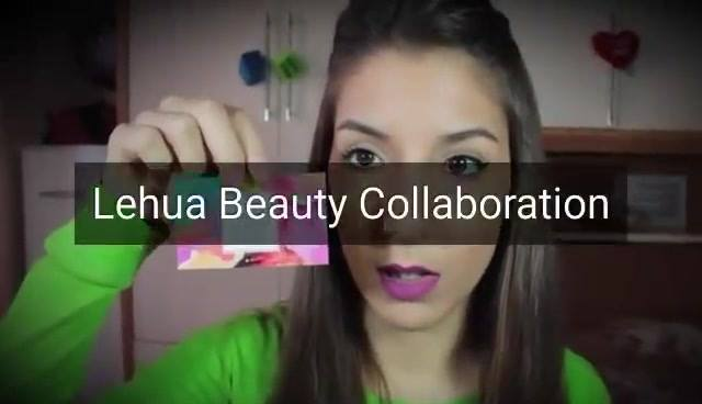 Lehua Beauty lip gloss full review screenshots. Lehua Beauty in #Italy! #lehuabeautylip #makeup 💝 💋 #sicily