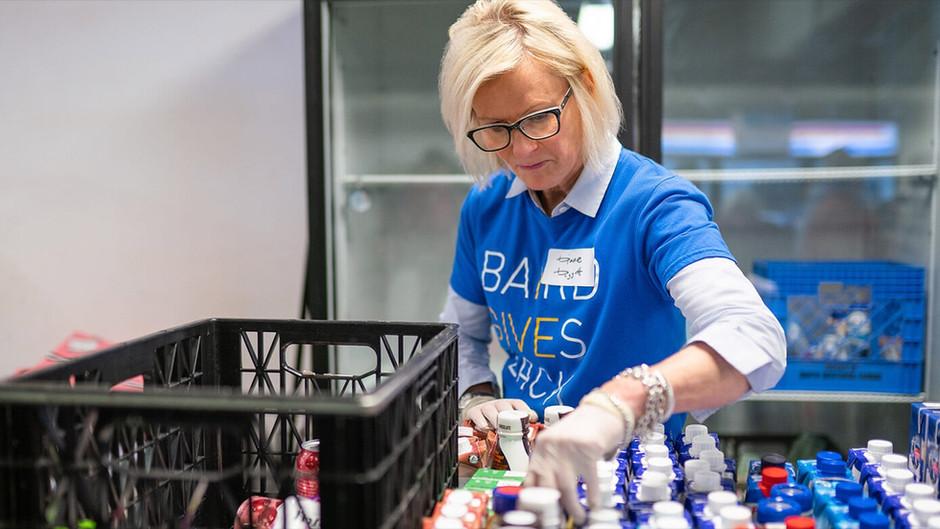 Baird Imagines Building Stronger Communities, Together