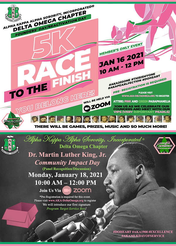 Final 2021 Founders' Day & MLK Day Joint