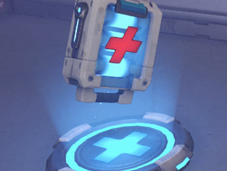 Research for Overwatch medkits