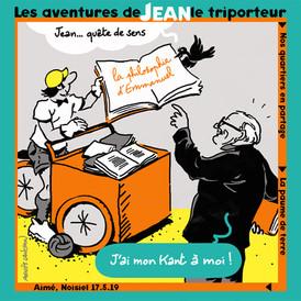 Les Aventures de Jean le Triporteur #3