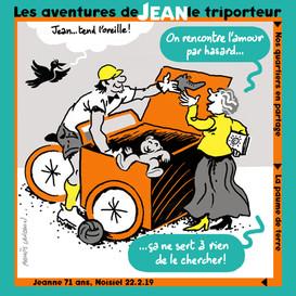 Les Aventures de Jean le Triporteur #1