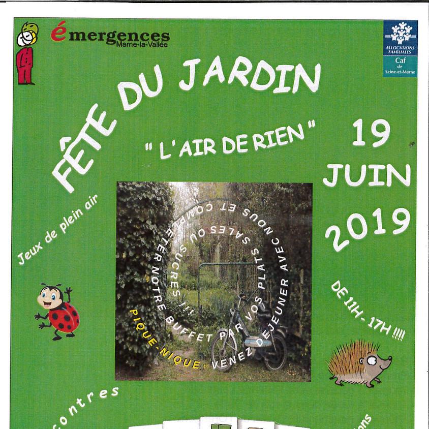 """Fête du Jardin """"L'Air de Rien"""""""