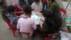 Atelier de Fabrication de la Signalétique pour le Local Solidaire 20-03