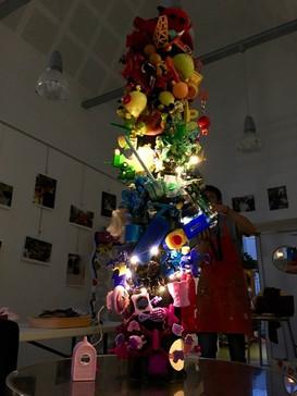 Lampe jouets de la Ludothèque de Noisiel