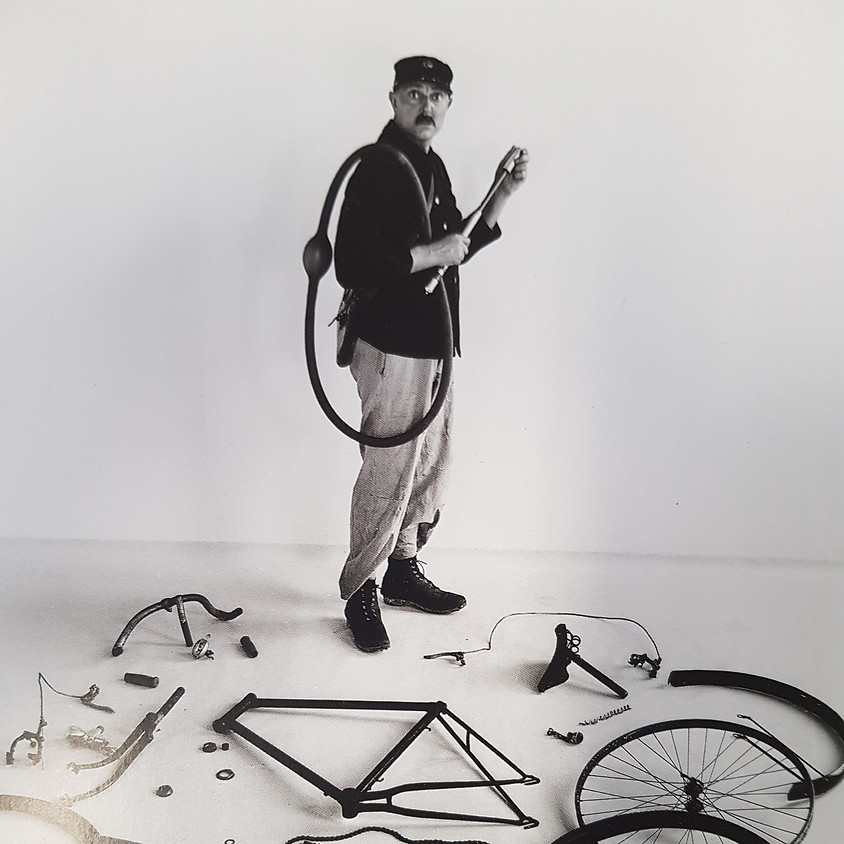 Atelier auto-réparation de vélo