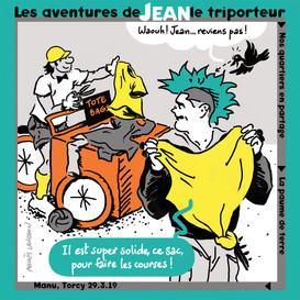 Les Aventures de Jean le Triporteur #2