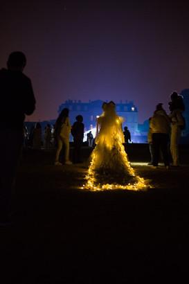 Robe de mariée - Nuit des musées 2018