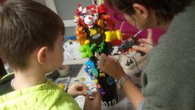Fabrication d'une Lampe Jouets Mafalda 07-03-19