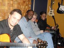 Recording Session W/Greg Hutchinson,Dave Kikoski,Shanell Gabriel