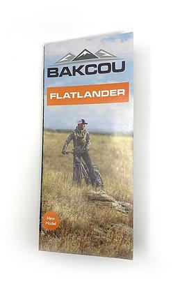 Flatlander Brochures - Pack of 25